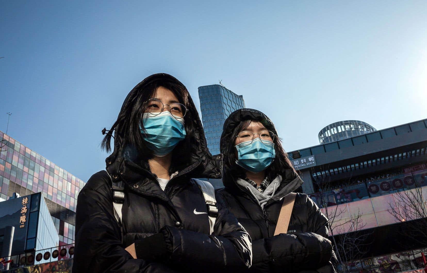 En date du 23janvier, le mystérieux virus avait infecté 830 personnes, essentiellement sur le territoire chinois.