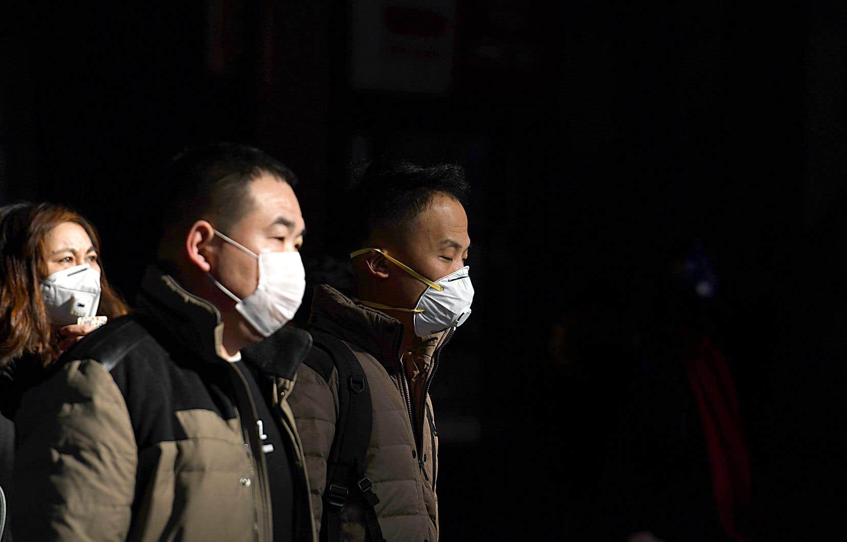 Les festivités du Nouvel An chinois sont entachées par cette nouvelle crise sanitaire.
