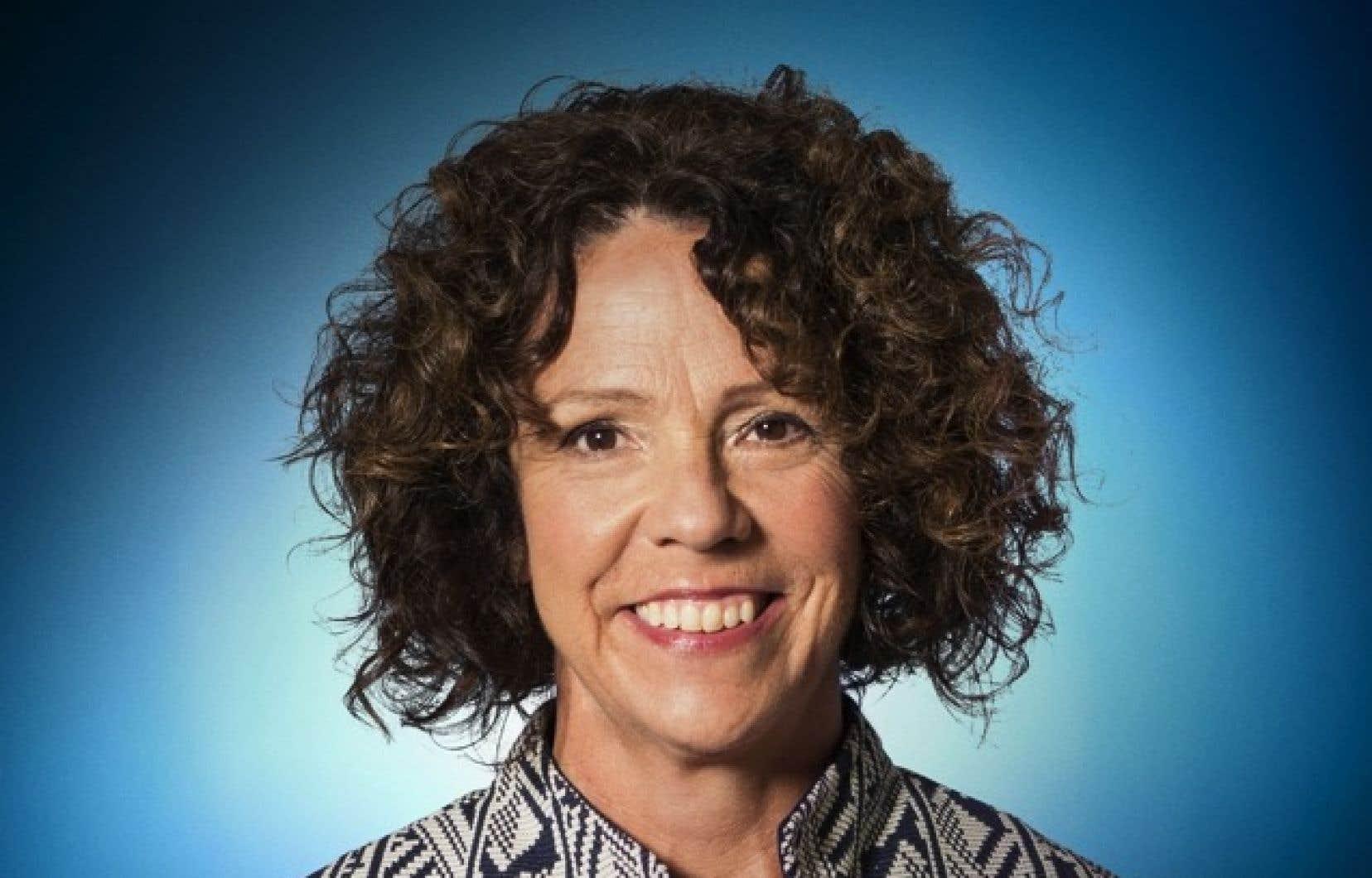 La mairesse de l'arrondissement Côte-des-Neiges–Notre-Dame-de-Grâce, Sue Montgomery