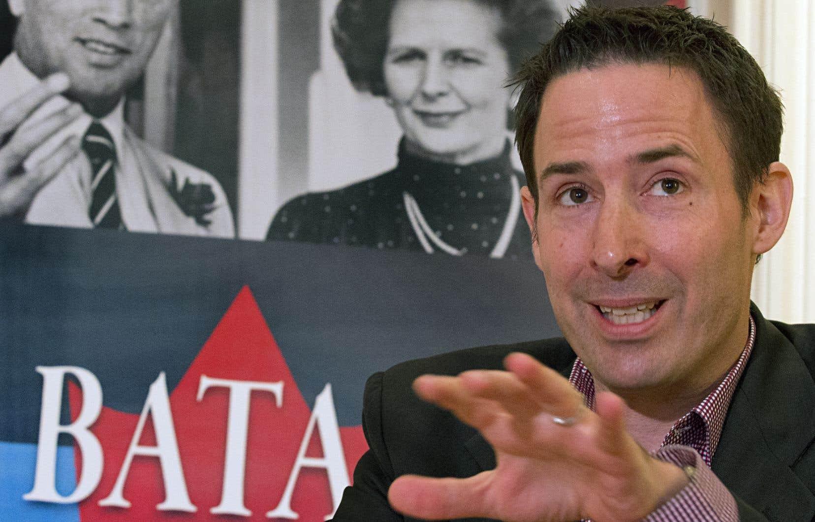 Frédéric Bastien lancera officiellement sa campagne le 9février prochain à Montréal.