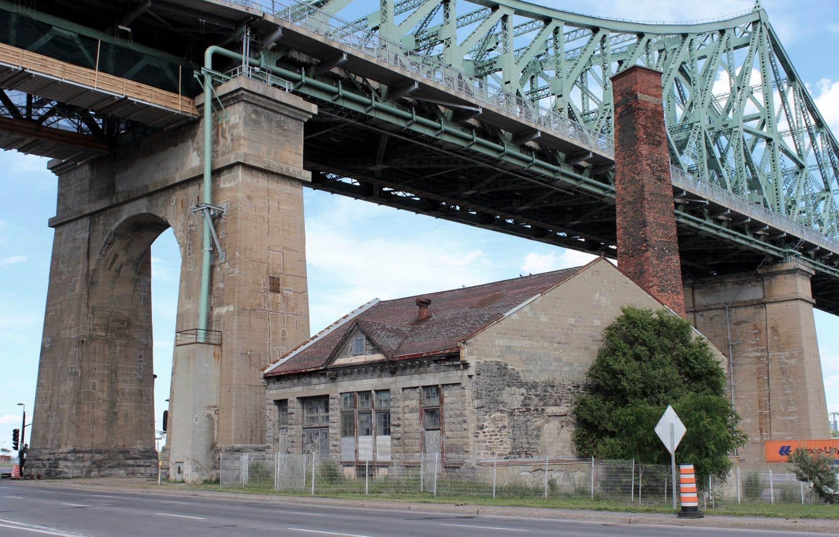 Construite en 1887 pour contrer la crue des eaux et protéger la ville des inondations, la station de pompage était inutilisée depuis trois décennies.
