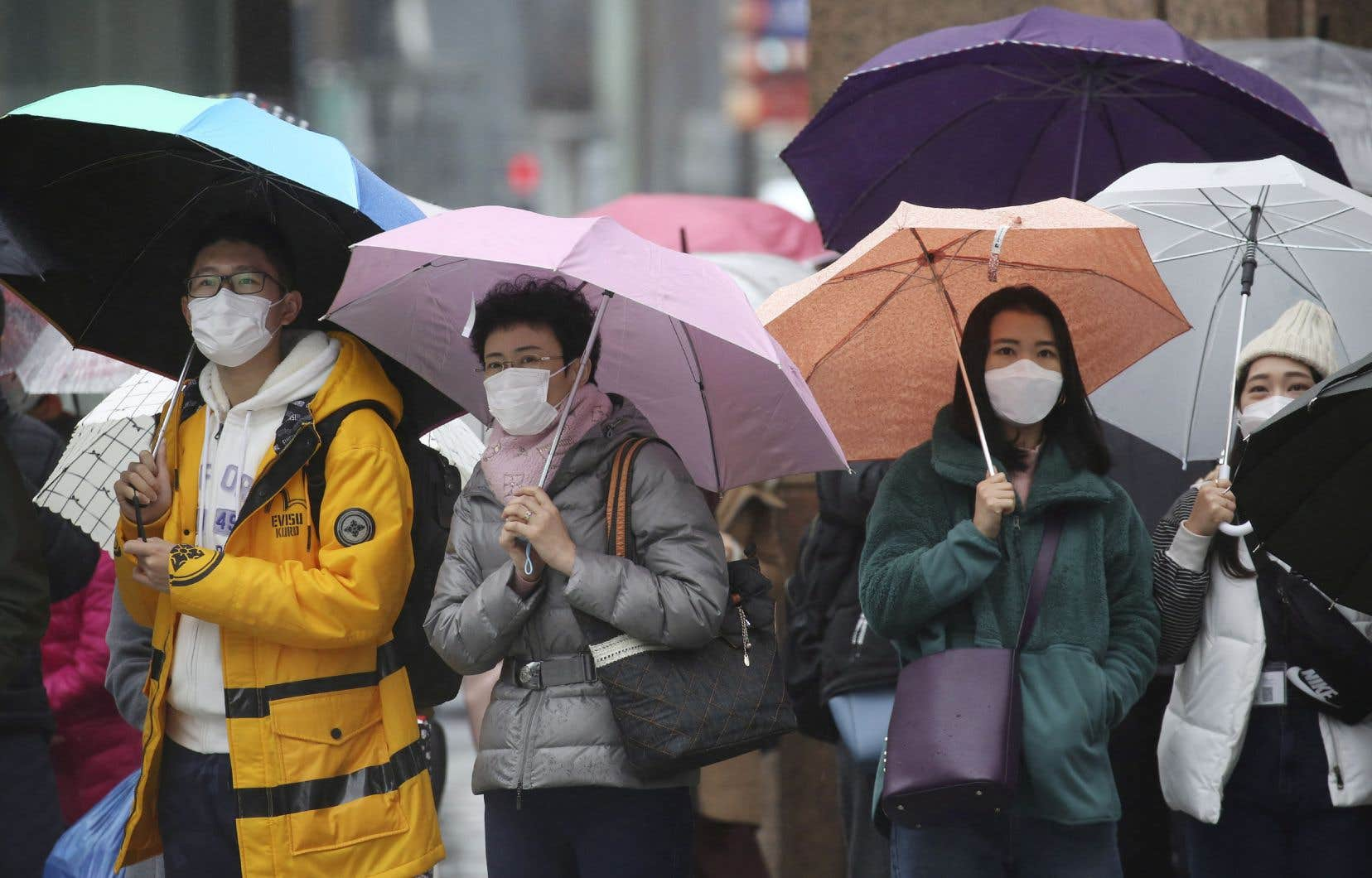 Wuhan, l'épicentre de l'épidémie a été placé en quarantaine.