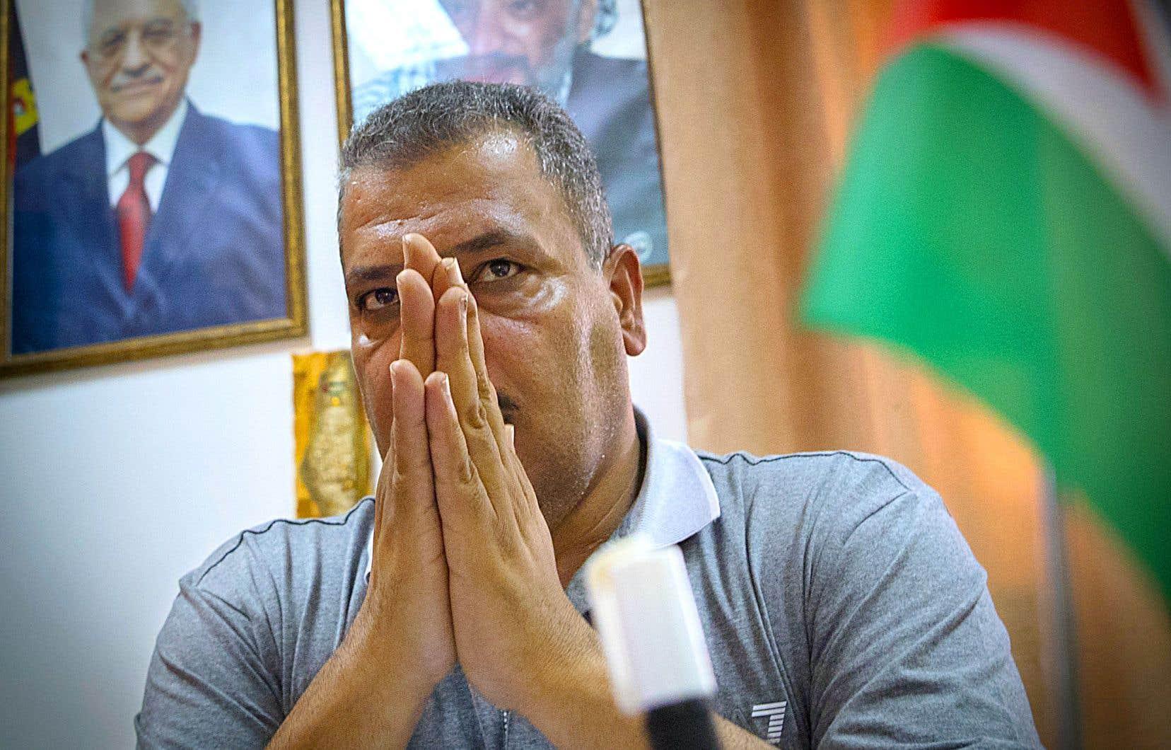 Le maire de la petite ville palestinienne d'Al-Auja, Salah Freijat, rencontré par «Le Devoir» l'été dernier, craignait déjà les conditions qu'imposerait Washington aux Palestiniens.