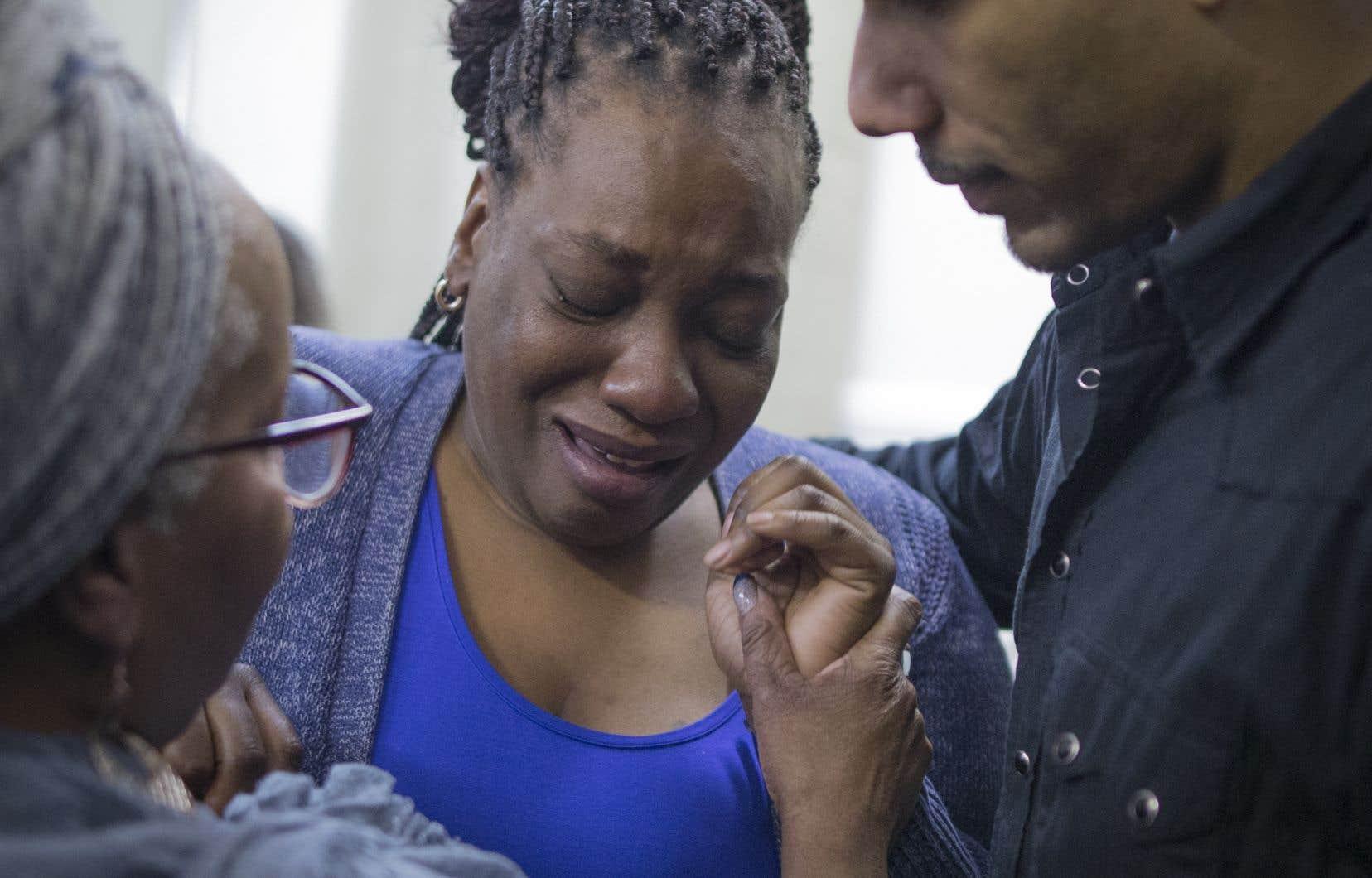 Selon sa famille, Pierre Coriolan était en détresse psychologique lors de l'intervention policière qui a mené à sa mort.