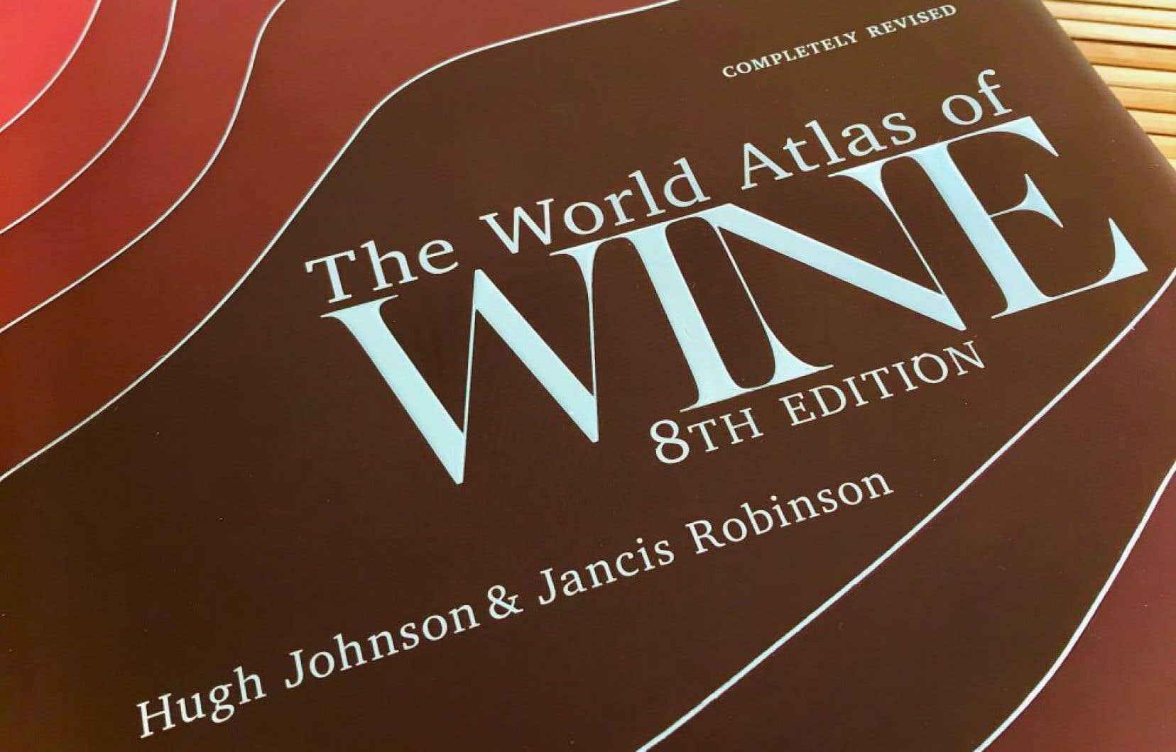 Le «World Atlas of Wine»: un bouquin au style précis, diversifié, sans compter une cartographie inégalable sur le plan de la lisibilité