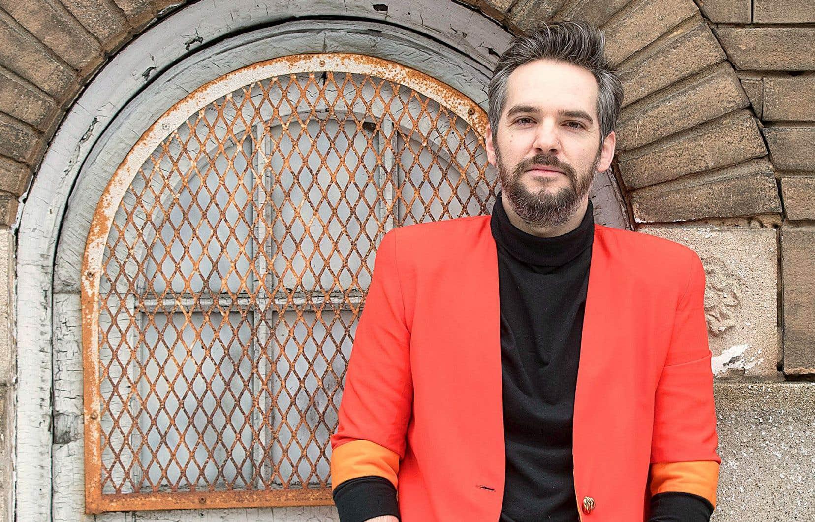 Le concert de samedi de Mat Vezio sera plus proche du «mur du son» que de la délicatesse, dit-il en rigolant.