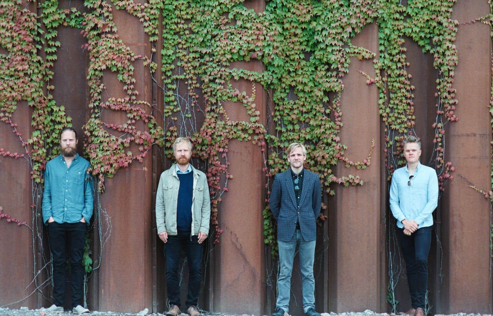Il s'agissait du premier concert à Montréal du Quatuor danois.