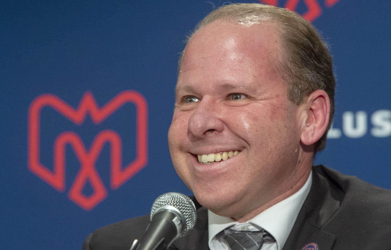 Le directeur général des Alouettes, Danny Maciocia, tente de façonner l'équipe à son image.