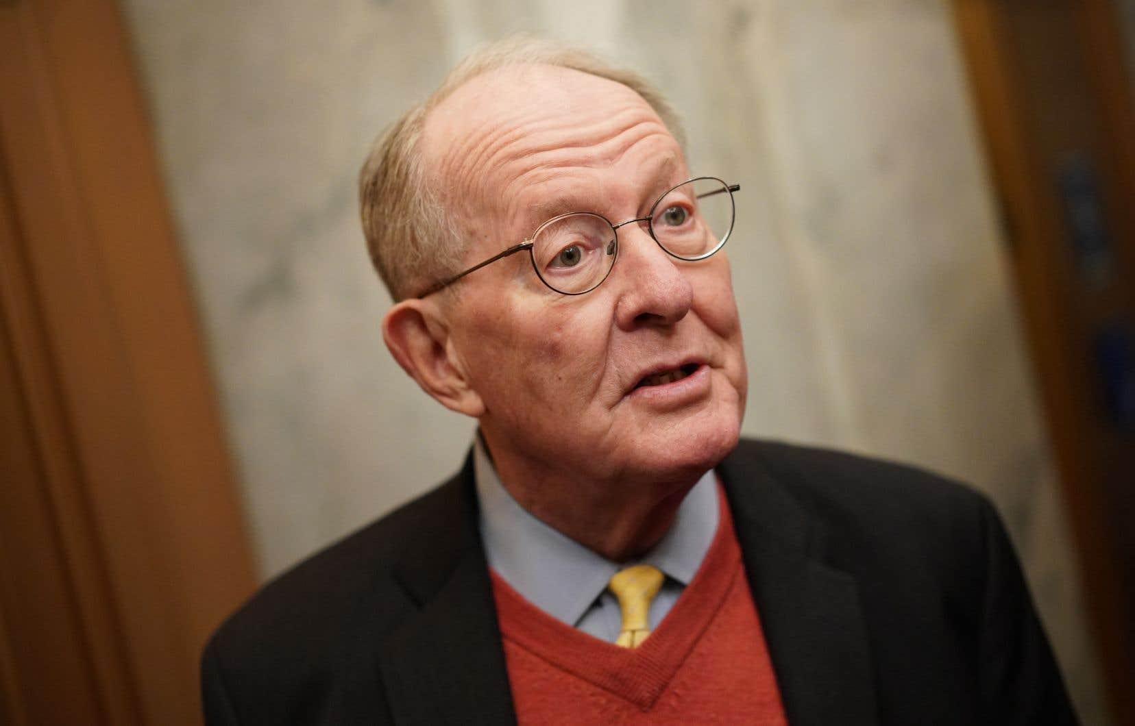 Le sénateur républicain Lamar Alexander