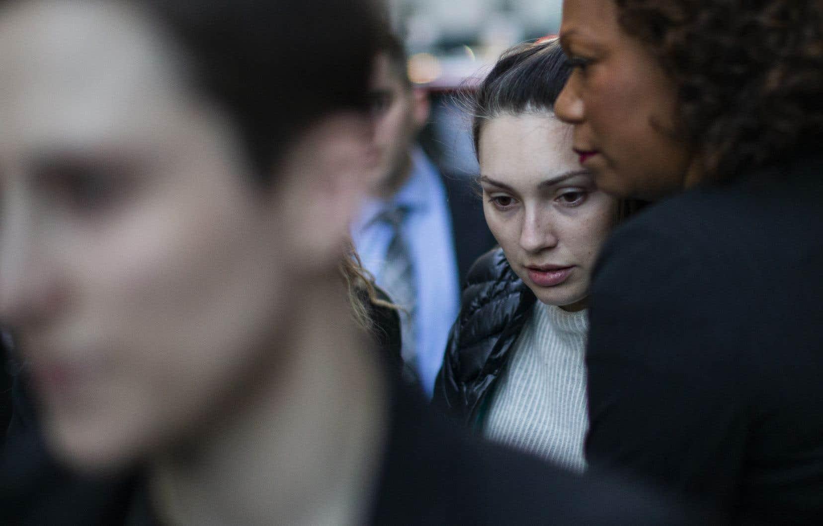 Dès avant le début du procès, la défense avait mis en avant le fait que Jessica Mann avait maintenu une relation avec Harvey Weinstein après le viol présumé et eu des rapports sexuels avec lui, jusqu'en 2016.