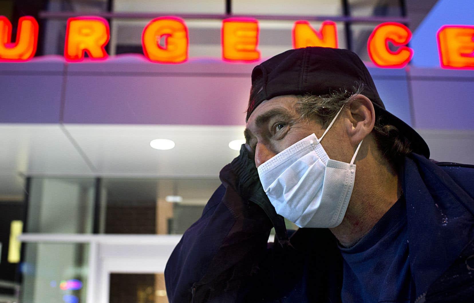«Actuellement, au Canada et au Québec, il faut plus craindre la grippe que le coronavirus», affirme le Dr Horacio Arruda.