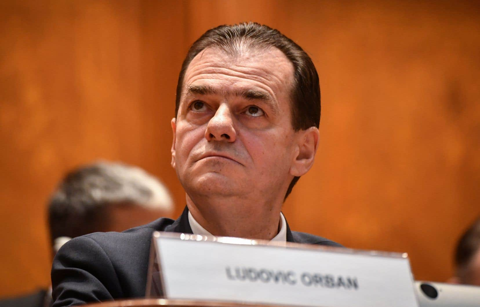 Ludovic Orban a fait à son tour l'objet d'une motion de défiance parlementaire.