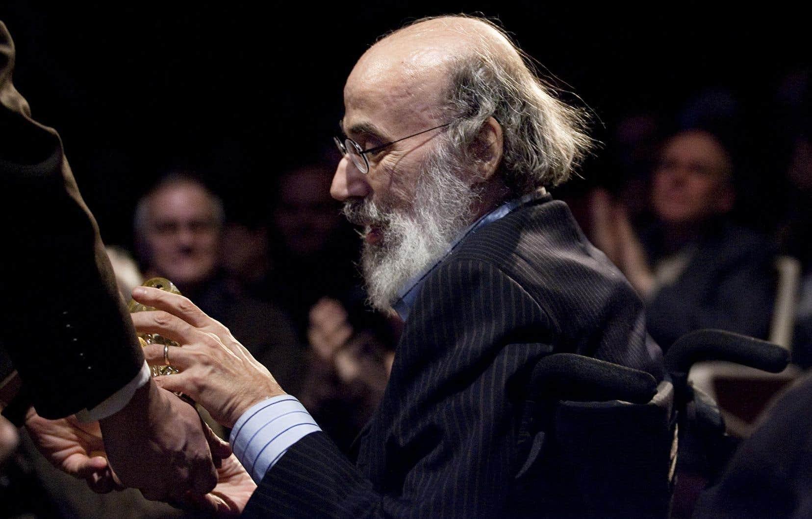 Jacques Hétu est mort le 9février 2010.