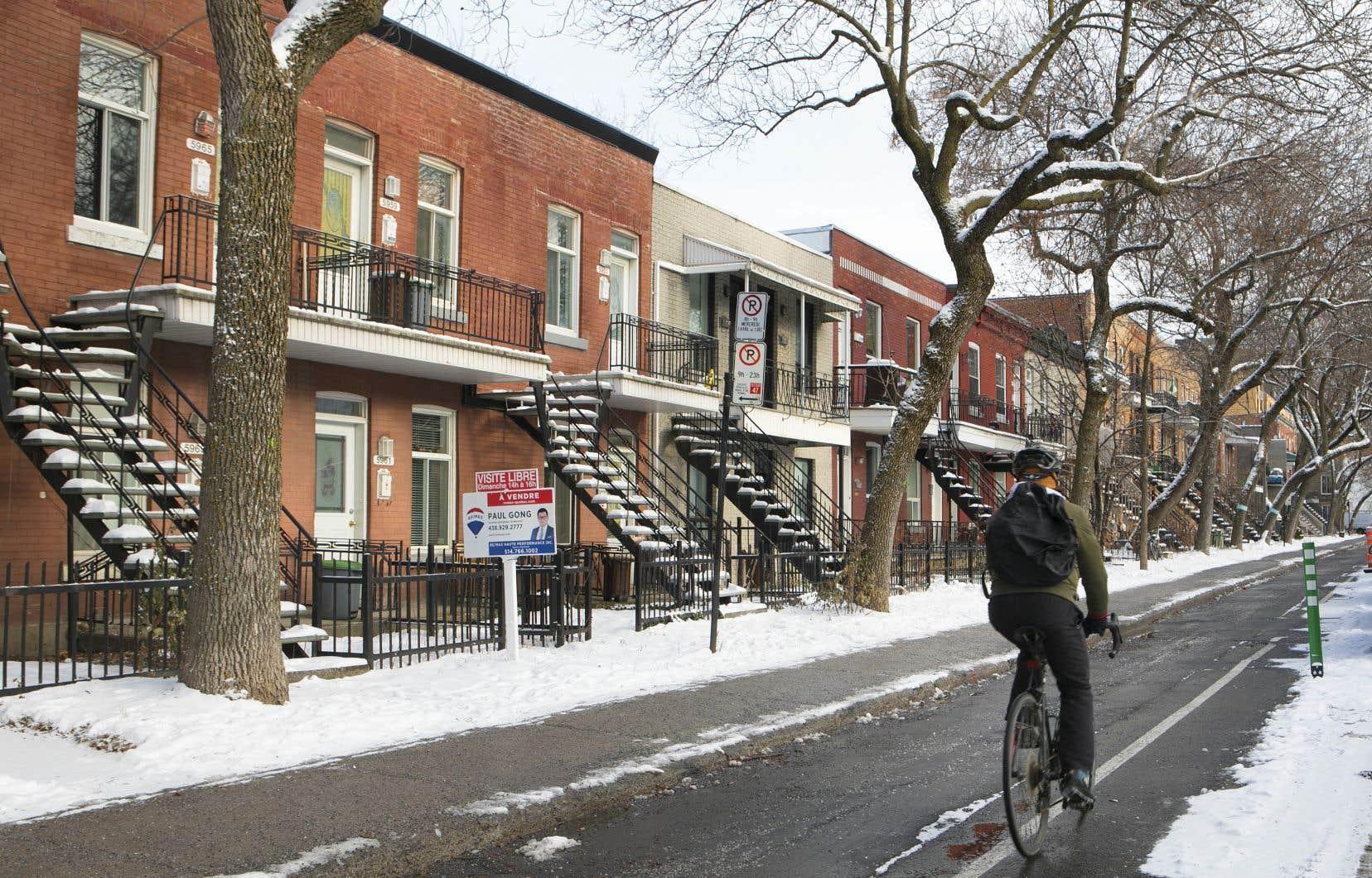 On a enregistré en janvier 349 ventes résidentielles dans la région métropolitaine de recensement de Montréal, en hausse de 16% sur un an.