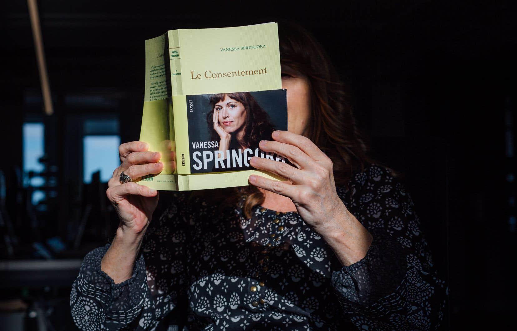 Si le livre de Vanessa Springora fait naître une colère, celle-ci ne déborde pas pour autant des lignes. Preuve du travail mis dans chaque phrase.