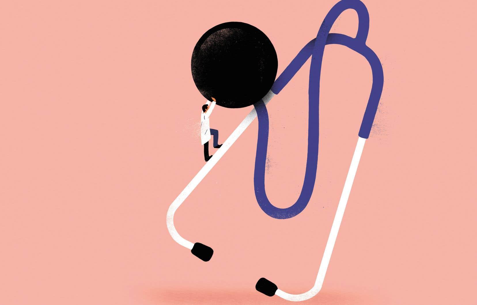 «L'objectif était louable, mais le moyen pour y arriver n'était pas le bon. La réforme est farfelue»,estime François Champagne, professeur à l'École de santé publique de l'Université de Montréal.