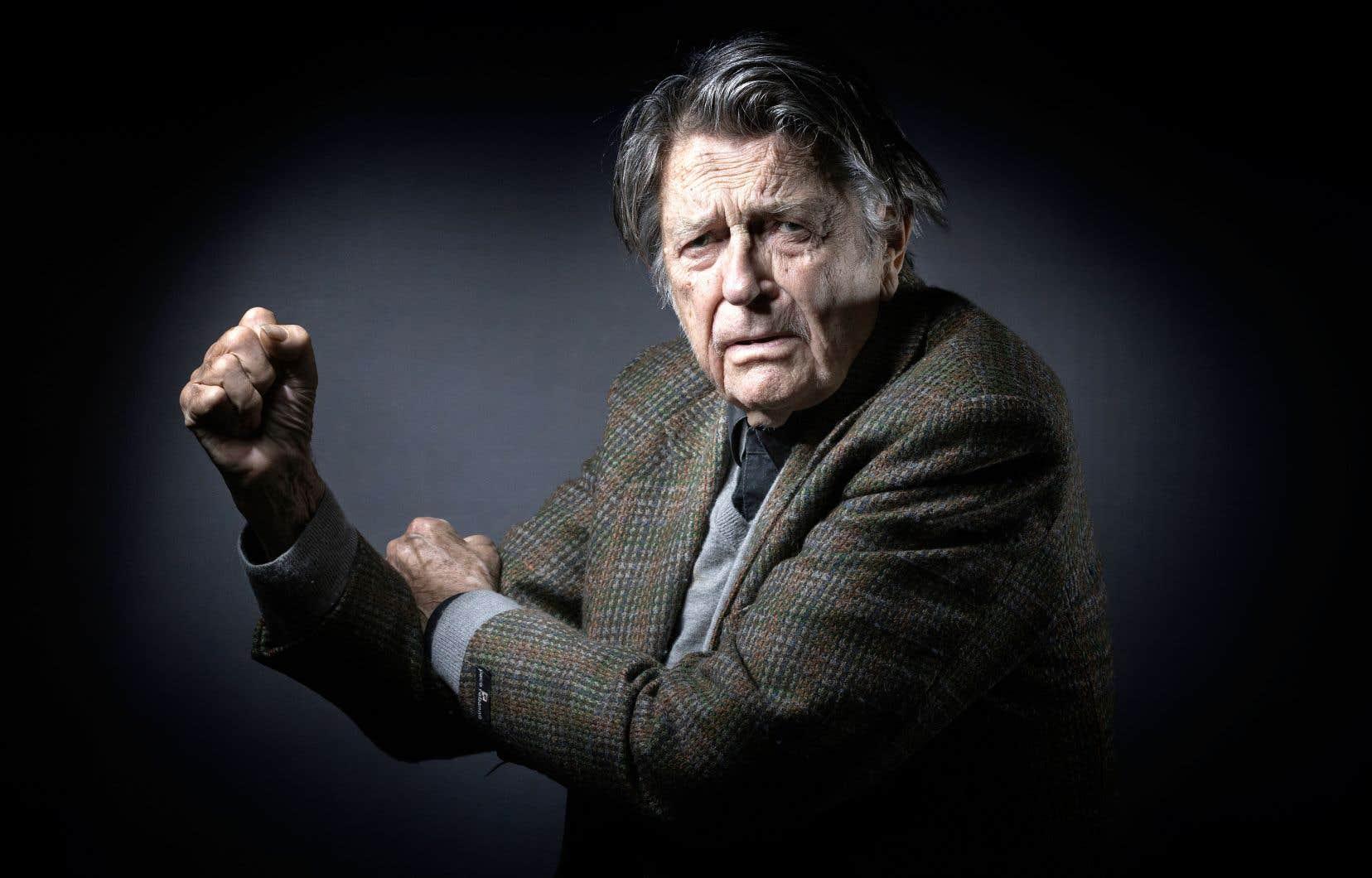 Trop de Français ont davantage connu Jean-Pierre Mocky pour ses coups de gueule sur les plateaux de télévision.