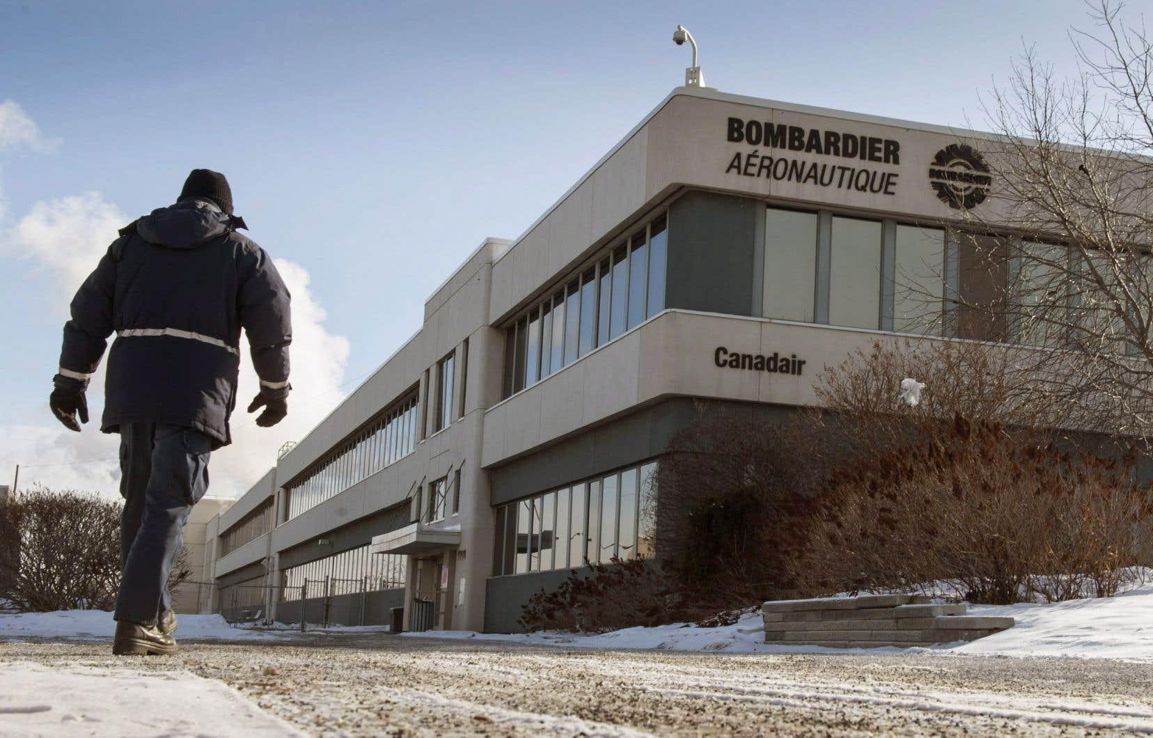 «En 2015, quand je me suis joint à l'organisation, il était très clair pour moi que la valeur de Bombardier aéronautique était dans les avions d'affaires», a affirmé le président de Bombardier, Alain Bellemare.