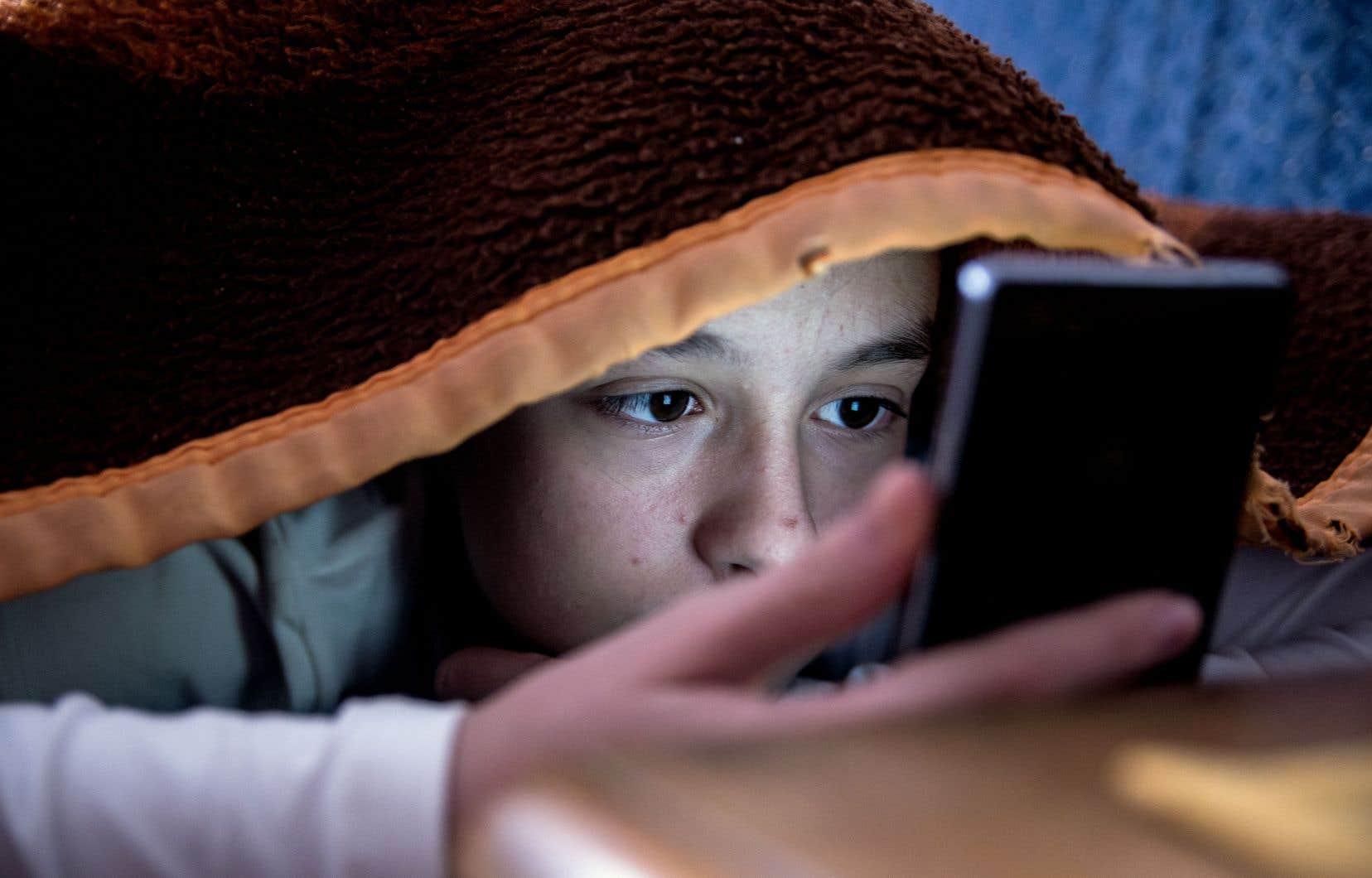 <p>Pour bien des parents, la gestion du temps d'écran autorisé pour leurs enfants est devenue un combat de tous les instants.</p>