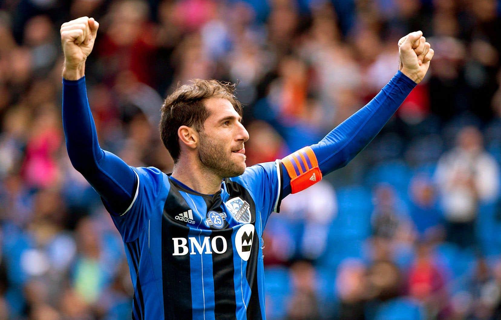L'une des plus grandes vedettes de l'histoire de l'équipe montréalaise depuis son entrée en MLS, Ignacio Piatti se classe au premier rang dans l'histoire du club avec 130 titularisations en saison régulière.