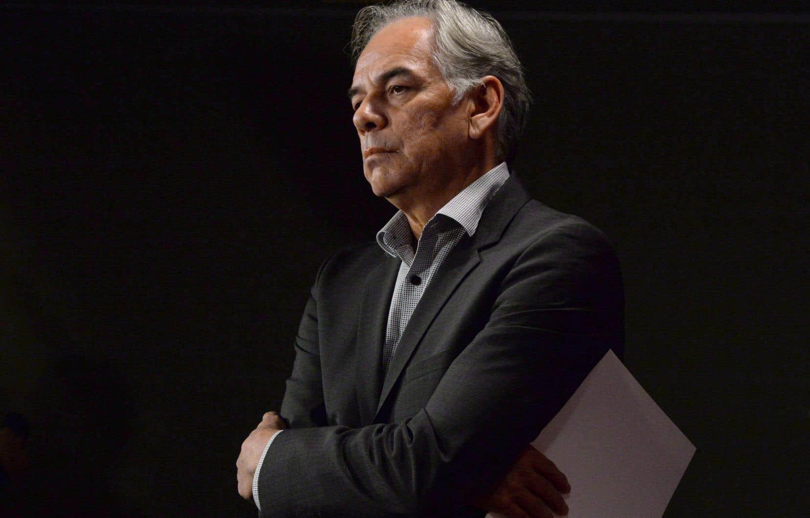 En janvier dernier, Ghislain Picard, le l'Assemblée des Premières Nations Québec-Labrador, faisait savoir au gouvernement que le projet de loi ne «convient aucunement, ni dans sa forme ni dans son contenu».