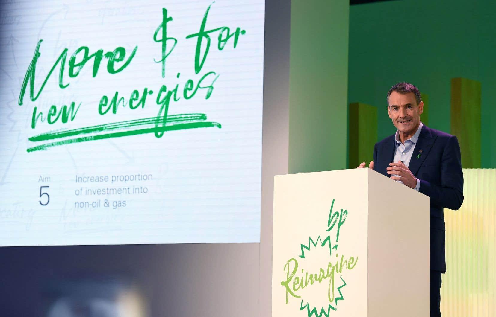 Les objectifs climatiques dévoilés par BP sont parmi les plus ambitieux de l'industrie pétrolière.