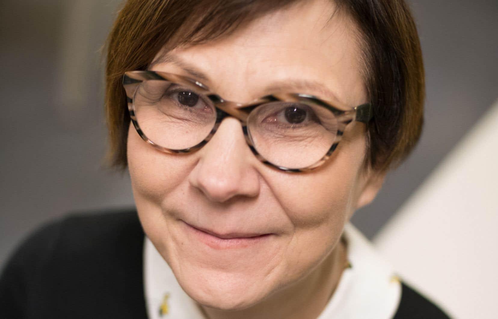 Cindy Blackstock, directrice de la Société de soutien à l'enfance et à la famille des Premières Nations du Canada