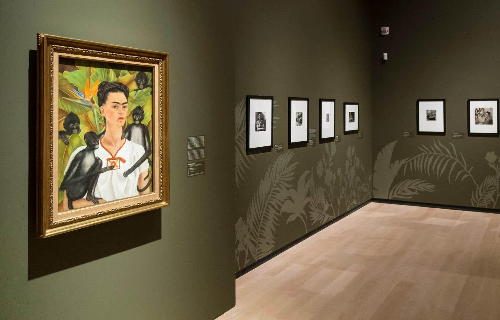 Toute cette collection (re)constitue une sorte de famille d'artistes — l'amitié réunissait beaucoup d'entre eux.