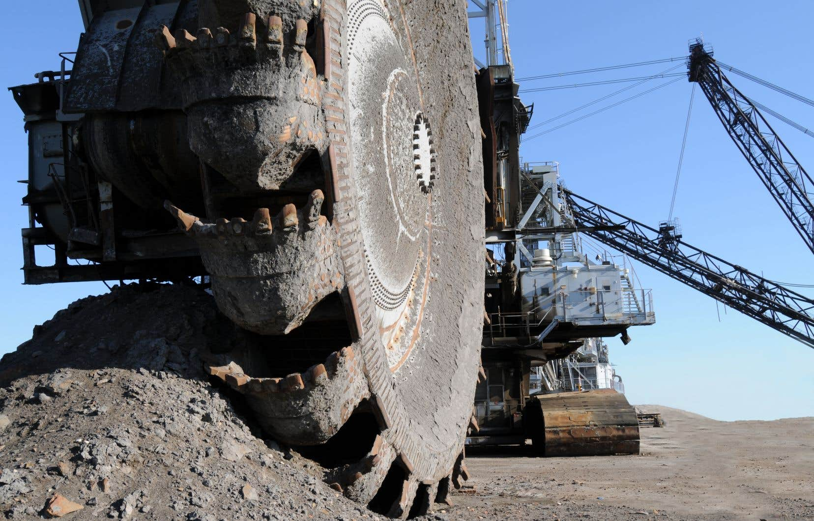 Le projet Frontier de la minière Teck,en Alberta, permettrait de produire 260 000 barils de pétrole par jour.