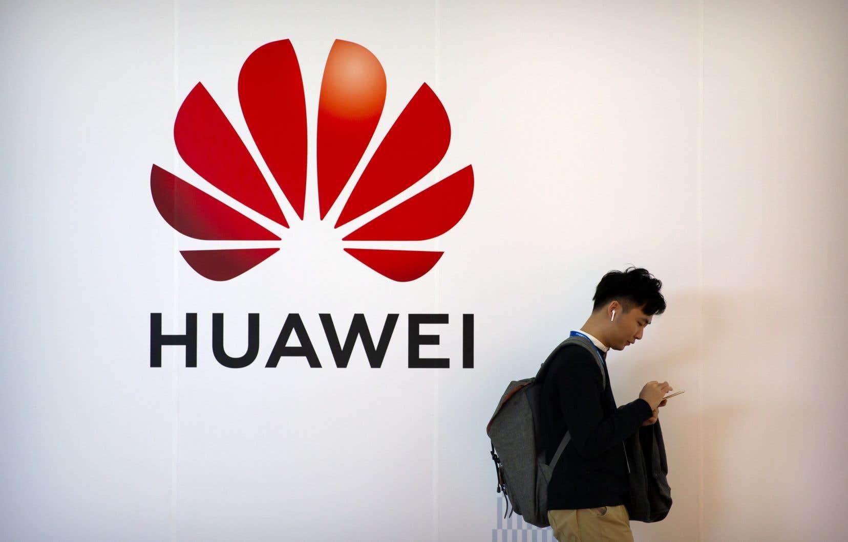 L'entreprise de télécommunications chinoise Huawei a été mis en cause par le gouvernement de Donald Trump.