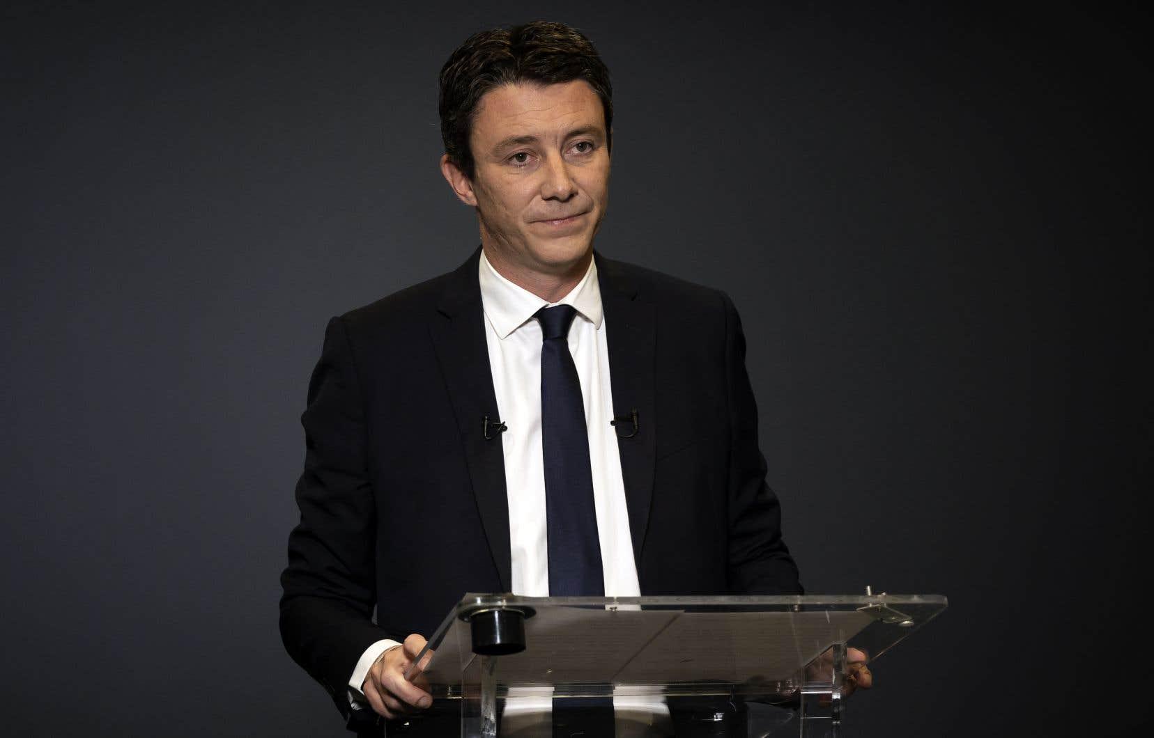 Benjamin Griveaux,ancien porte-parole du gouvernement, est considéré comme un proche du président français et un de ses soutiens politiques de la première heure.