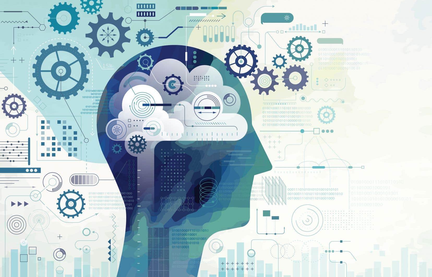 <p>«Que l'IA soit capable du meilleur ou du pire, c'est ce que nous rappelle notre imaginaire culturel entretenu, depuis longtemps, par la science-fiction», expliqueAndré-Louis Paré.</p>