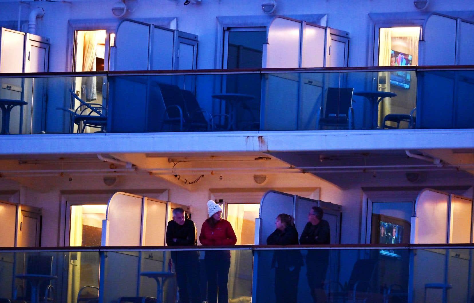 Les passagers canadiens du «Diamond Princess» pourront bientôt rentrer au pays, s'ils ne sont pas malades.