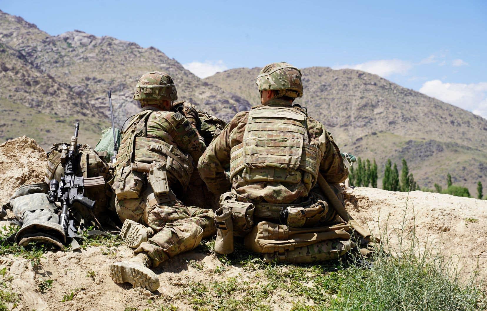 Un doute subsiste toutefois quant à la sincérité des rebelles d'arrêter la violence, une fois les soldats américains partis.