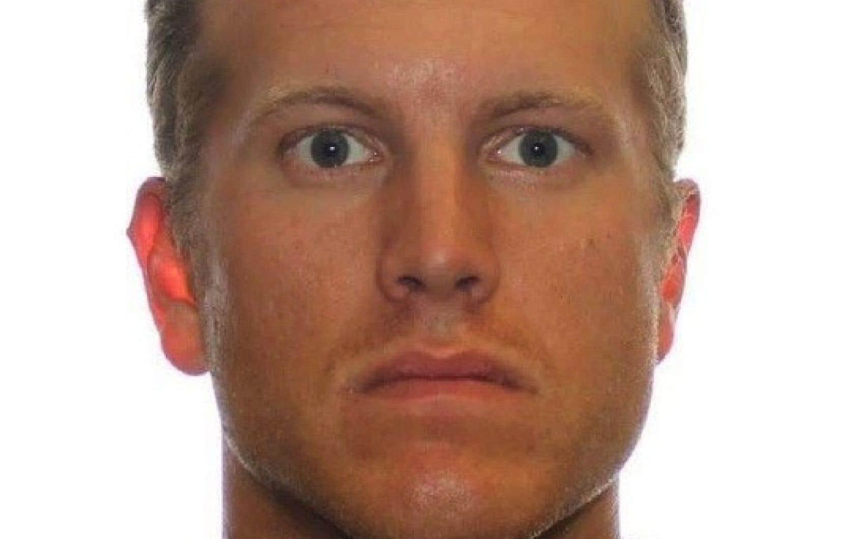 Patrik Mathews, âgé de 27ans, est détenu au Maryland depuis sont arrestation il y a un mois par la police fédérale américaine (FBI).