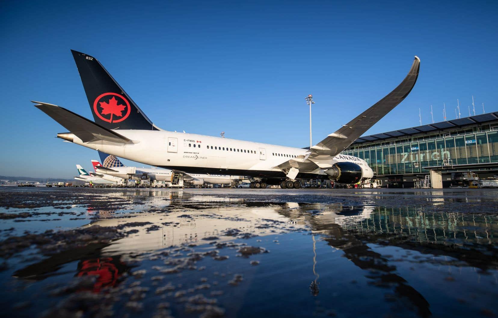 Air Canada a dégagé en 2019 des revenus records de 19,1 milliards, en hausse de 6% par rapport à 2018.