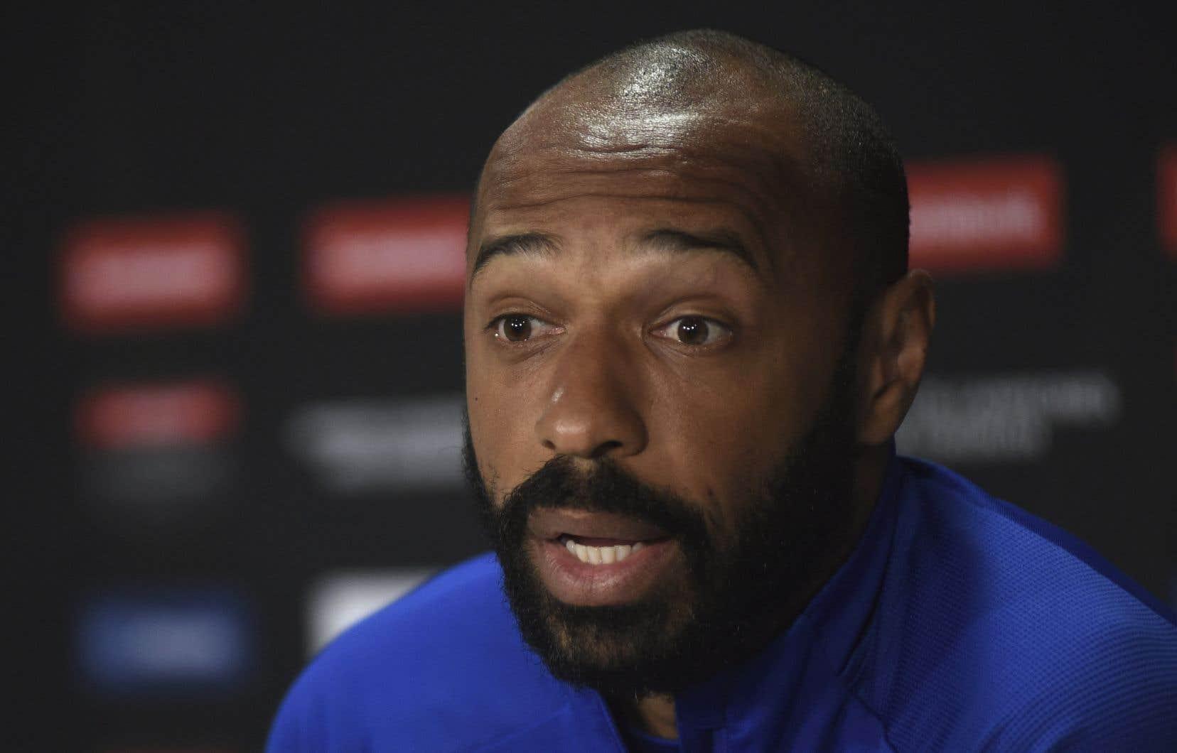 Le nouvel entraîneur-chef de l'Impact,Thierry Henry,n'a rien dit de bien flamboyant en prévision du match aller des huitièmes de finale du tournoi de la Ligue des Champions de la Concacaf.