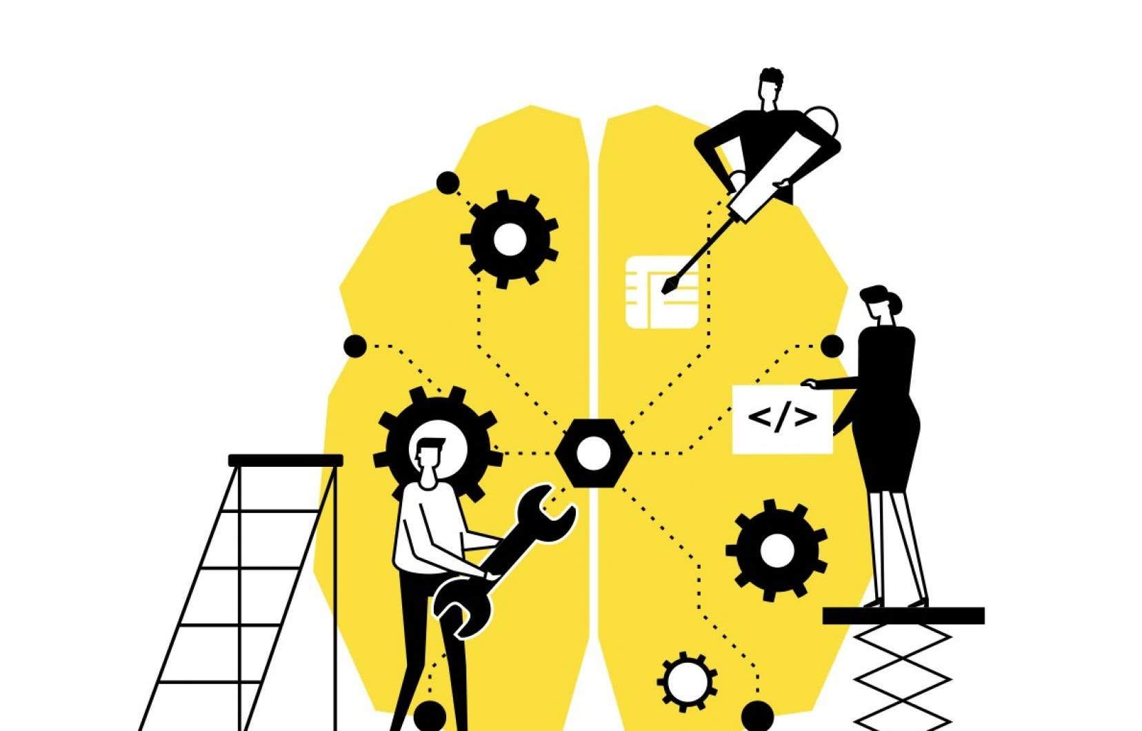 Les changements technologiques surviennent vite dans le monde du travail, mais peu d'articles scientifiques ont documenté leurs effets.