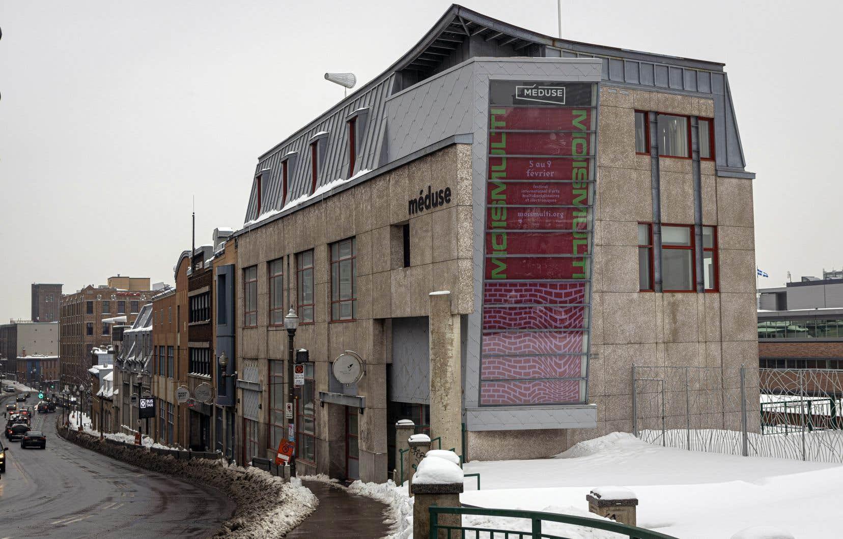 La coopérative Méduse à Québec