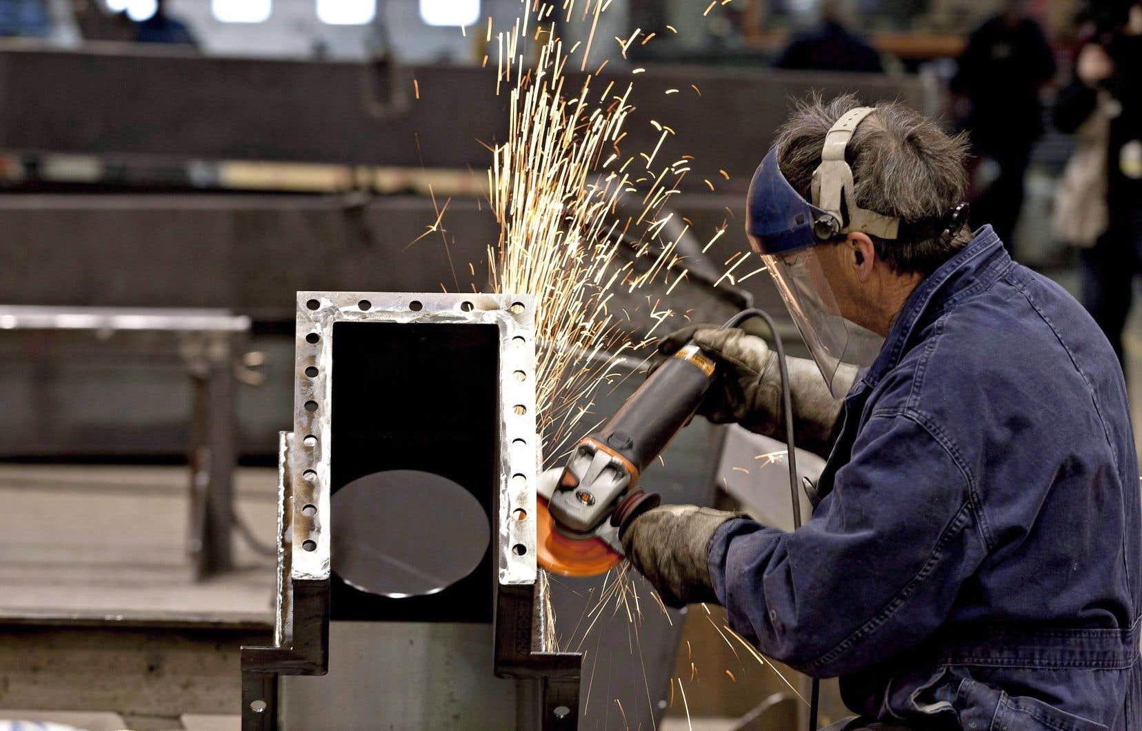 Depuis la récession de 2008-2009, l'économie québécoise compte 485700 emplois de plus, quelque 80% desquels étant des emplois à temps plein.