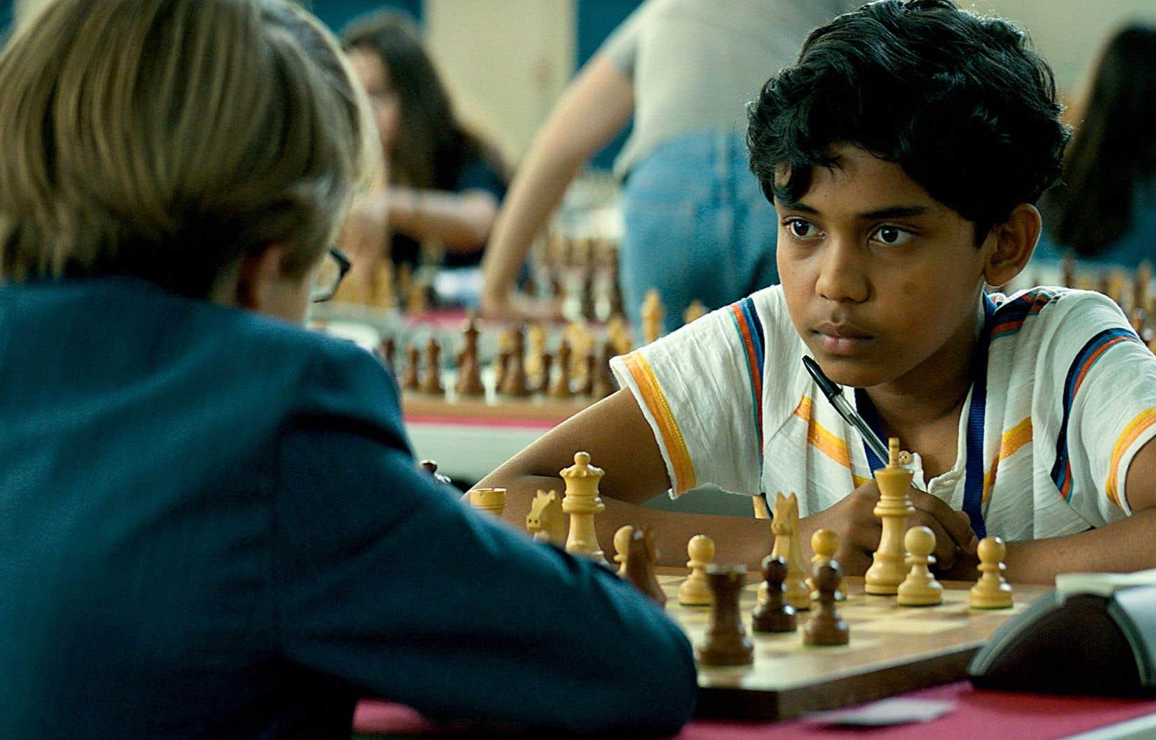 Dans «Fahim», les échecs ne sont qu'un prétexte, l'illustration d'une passion comme armure face à l'intolérance.