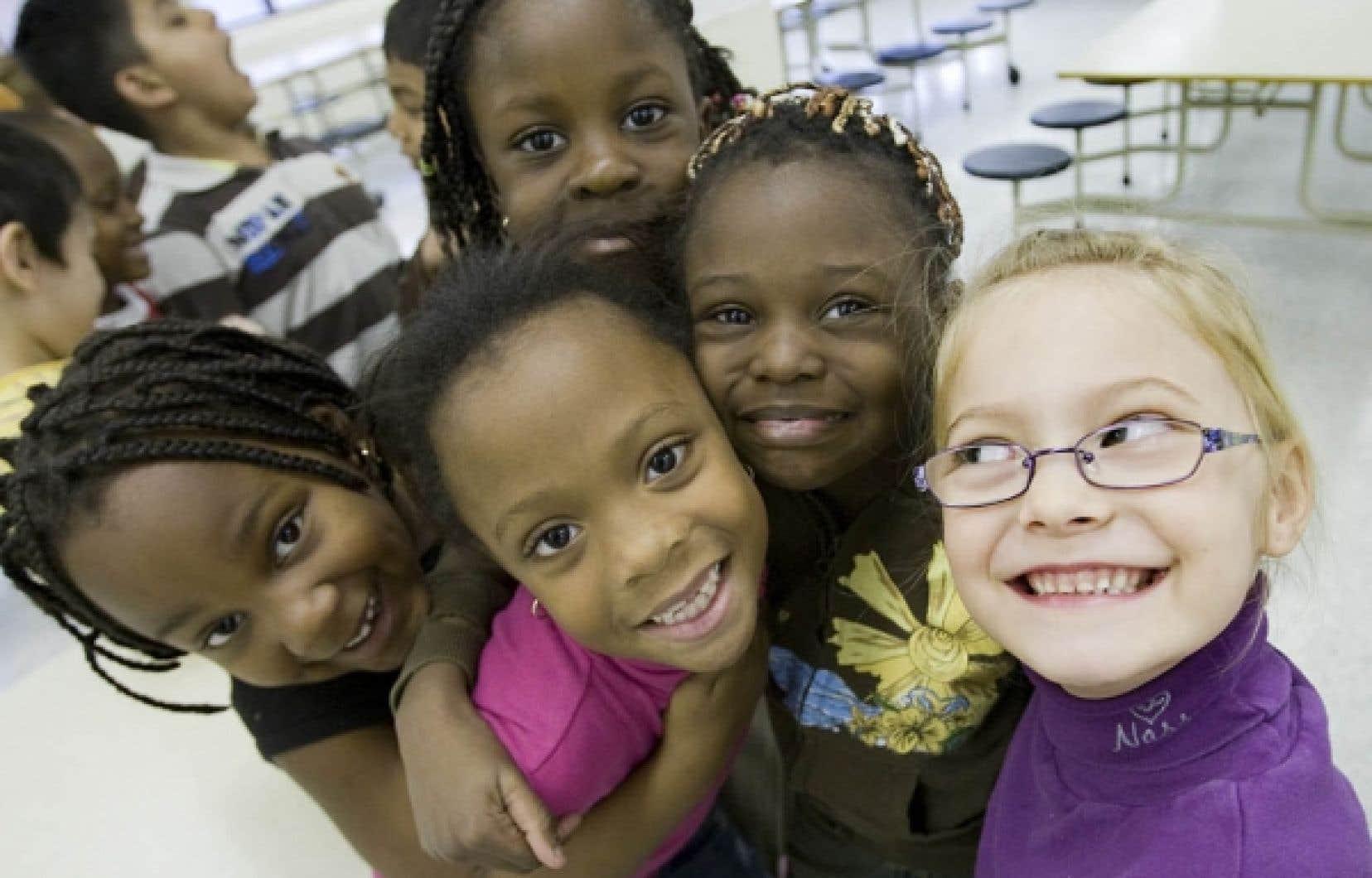 Seulement 18% des écoliers du primaires de la CSDM bénéficient de l'aide alimentaire, alors que 48% d'entre eux y seraient admissibles.<br />