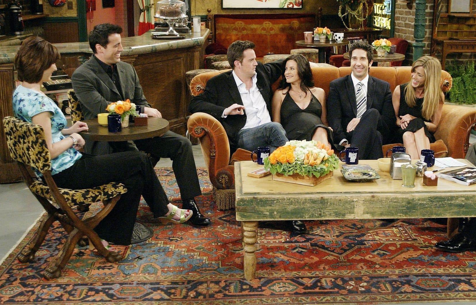 L'épisode sera tourné dans les studios Warner Bros originels de la série, à Burbank, près d'Hollywood.