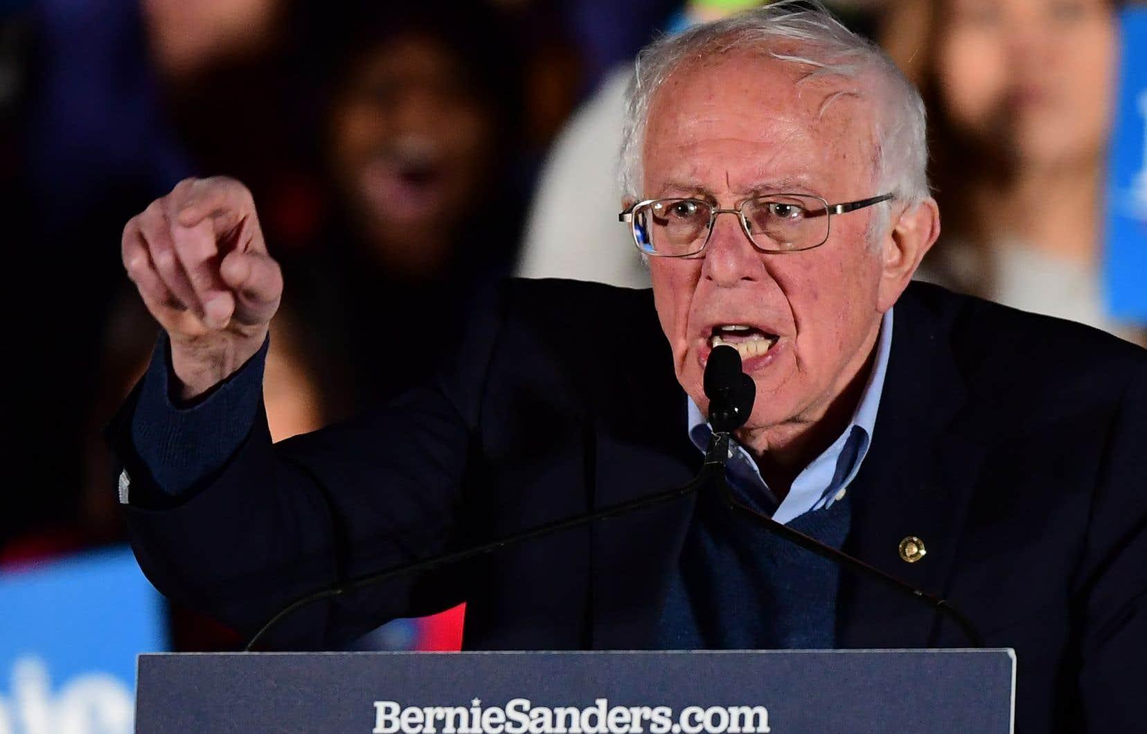 Avec une victoire au Nevada, Bernie Sanders pourrait devenir le favori dans la course à l'investiture démocrate.