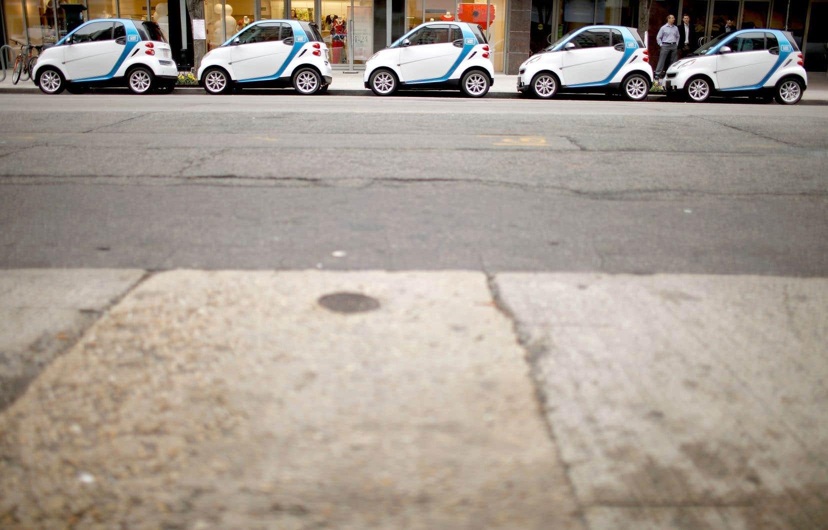 L'entreprise de location de véhicules en libre partage Car2go, récemment rebaptisée Share Now, a décidé de se retirer de toute l'Amérique du Nord et de concentrer ses services en Europe.