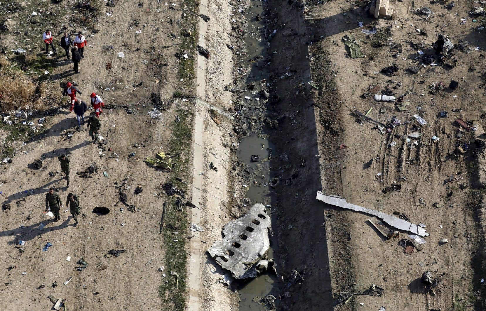 L'écrasement d'avion survenu le 8janvier a fait 176 victimes, dont 57 étaient des citoyennes canadiennes et 29 des résidentes permanentes.
