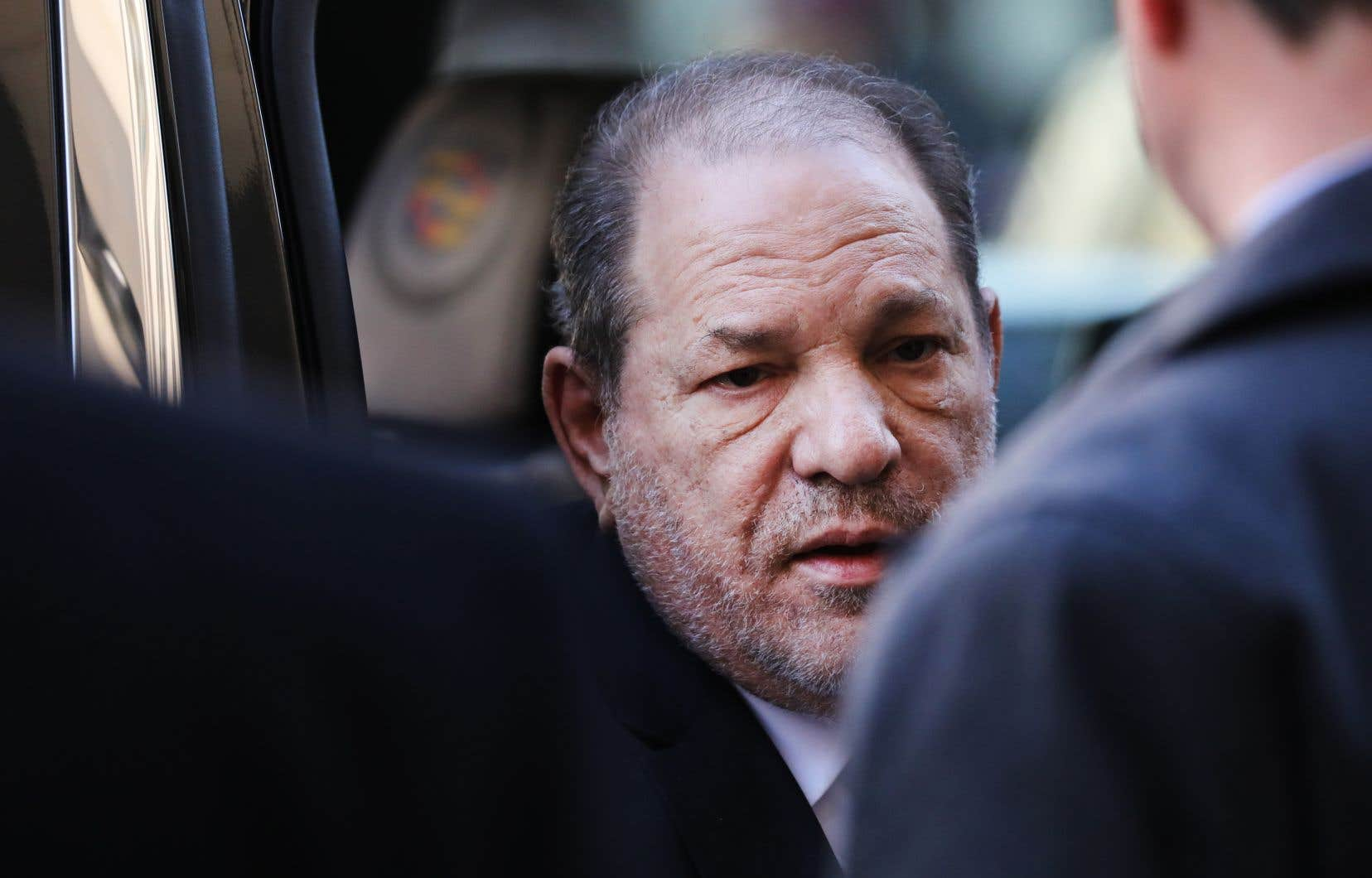 Le producteur de cinéma déchu Harvey Weinstein