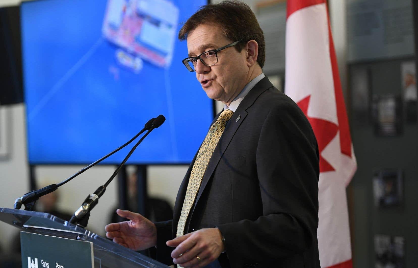 Le ministre fédéral de l'Environnement, Jonathan Wilkinson, se dit convaincu que la position fédérale sera maintenue par la Cour suprême.