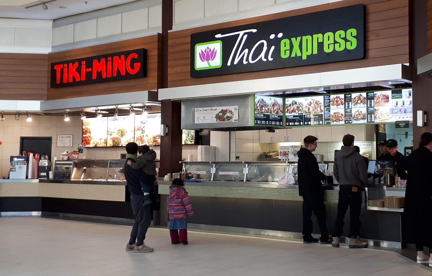 Le patron du propriétaire de marques telles que Thai Express, Tiki-Ming, Tutti Frutti et Valentine a été questionné par les analystes, étant donné que le dévoilement des résultats, initialement prévu mardi dernier, avait été reporté.