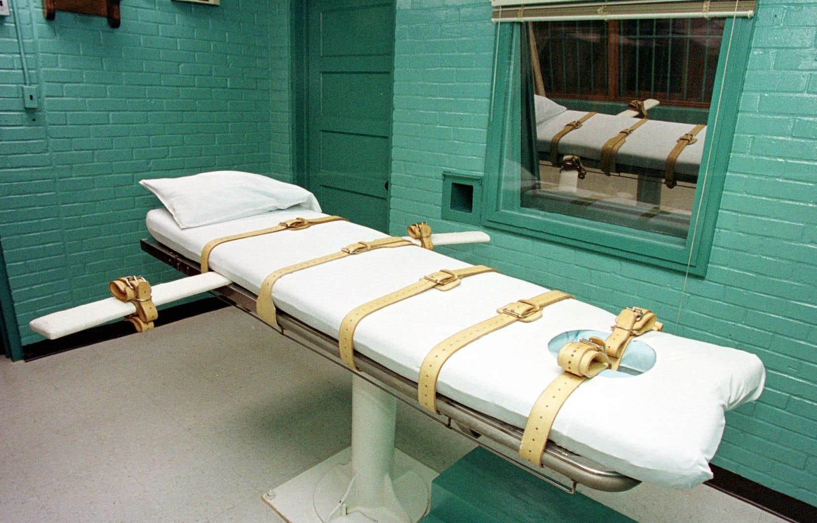 Les élus du Colorado avaient essayé à maintes reprises de supprimer la peine de mort depuis son rétablissement en 1979, en vain jusqu'à présent.